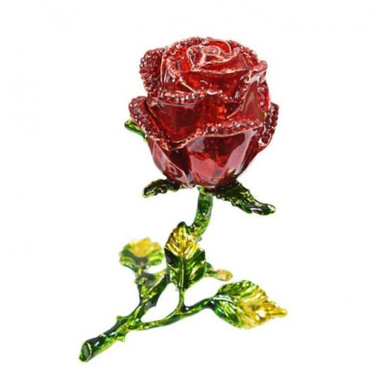 Ogrlica 4LOVEto 2v1 vrtnica štiriperesna deteljica
