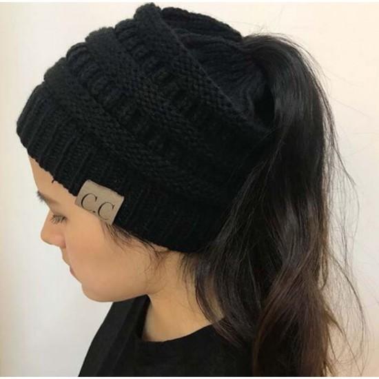 Cool Cap pletena kapa za čop ali figo
