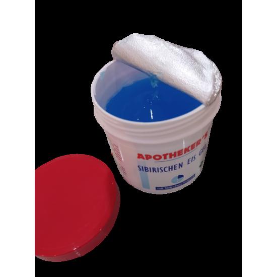 Sibirski hladilni gel 250 ml z mentolom