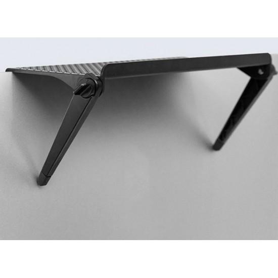 Polička na vrhu televizorja 21,5 cm 11 cm