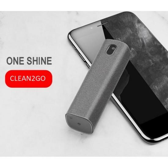 Razpršilo 2v1 za telefon tablico Clean2GO