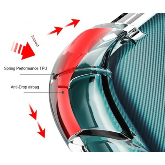 Huawei Airbag prozorni ovitek za mobilni telefon