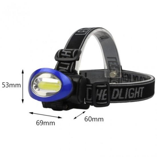 LED naglavna lučka za glavo