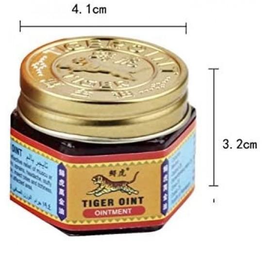 Tigrova mast RDEČA 19,4 g