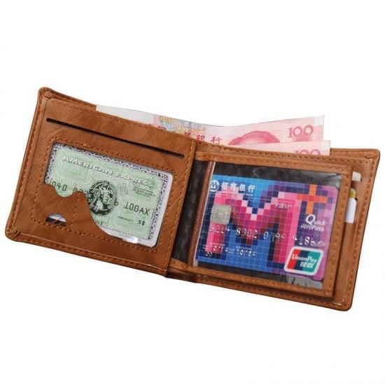 Denarnica 100 Dollar (bež ali rjava)