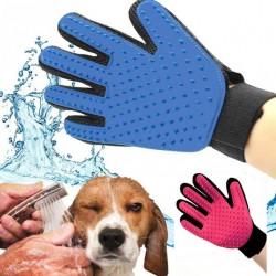 Rokavica za razčesavanje hišnih ljubljenčkov