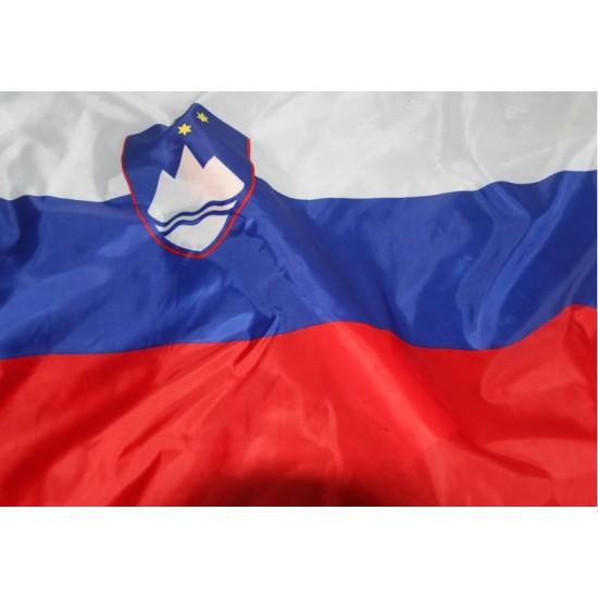 Slovenska zastava 150 x 90 cm