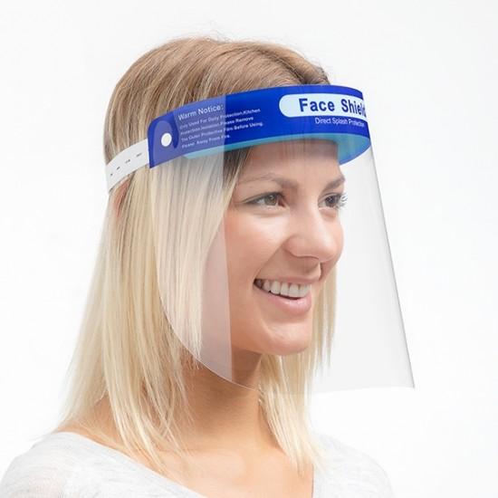 Zaslon za zaščito obraza Faceshield Vizir