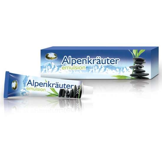 Alpska emulzija (Alpenkrauter emulzija) Pullach