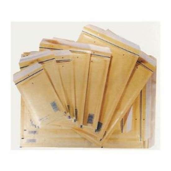 A Kuverta oblazinjena / podložena / št. 1/A  (10 x 16,5 cm) (200 kosov)