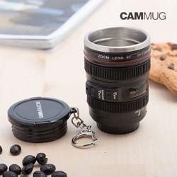 Cammung skodelica fotoobjektiv obesek