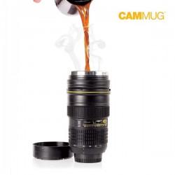 Cammung skodelica fotoobjektiv Velika