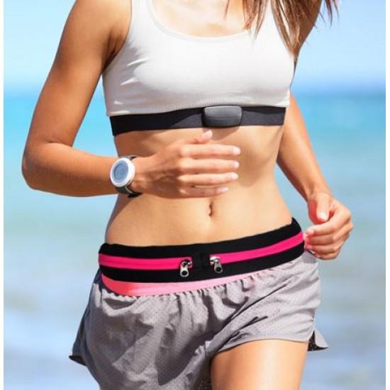 Športni tekaški pas za trening iBEST Basic