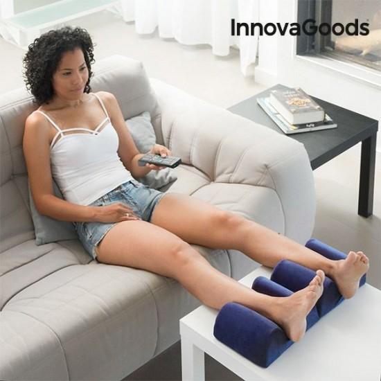 Ergonomska blazina za noge InnovaGoods Blue