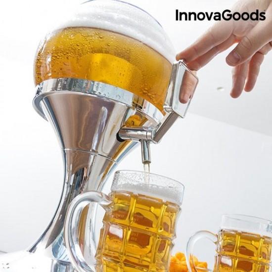 Hladilna posoda za pivo Krogla