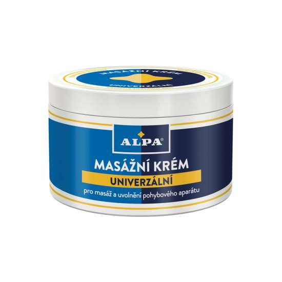 Alpa masažna krema 250 ml
