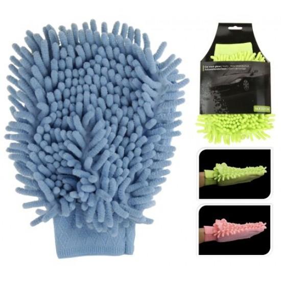 Mikrokrpa rokavica za pranje avtomobila