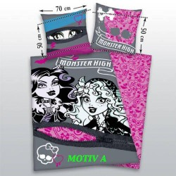 Posteljnina Monster High