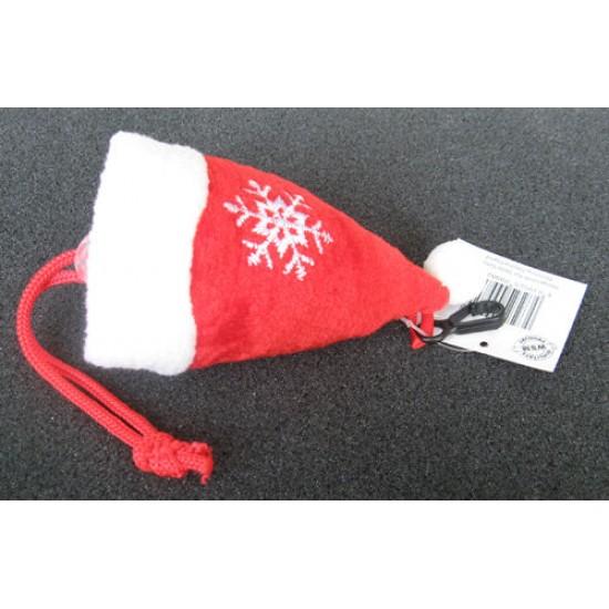 Nakupovalna vrečka Božičkova kapa