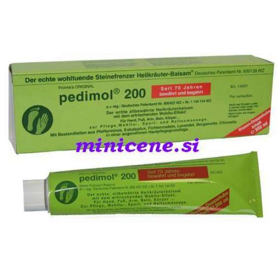 Pedimol 200 ml