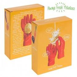 Rokavice za lupljenje krompirja