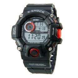 Skmei ultra 10s19 S-Shock črno/rdeča