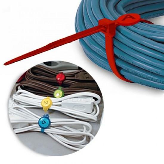 Kabelske vezice 6 kos