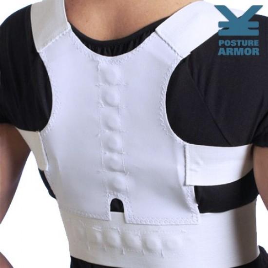 Magnetni opornik / trak za hrbtenico (za pravilno držo)