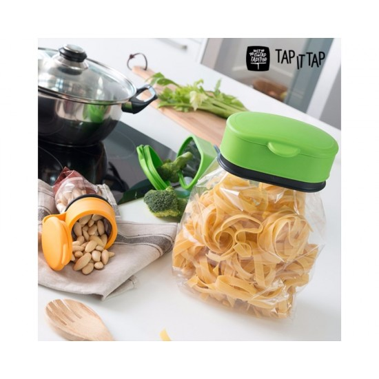 Tap it tap pripomoček za shranjevanje živil