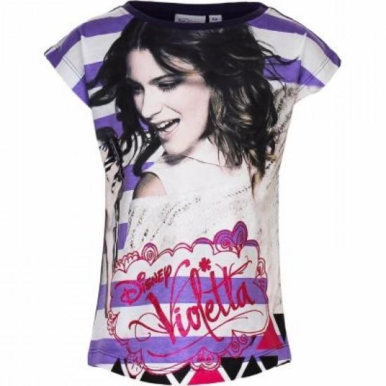 Disney Violetta kratka majica