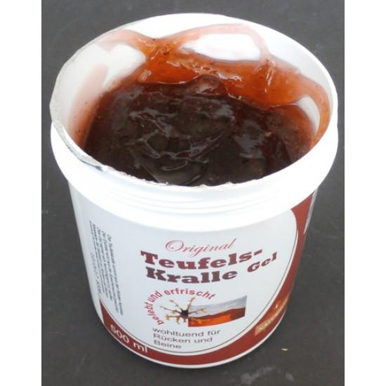 Vražji Hudičev krempelj gel 500 ml